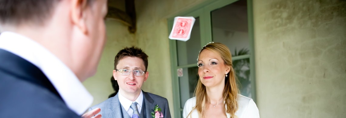 Wedding Magician Somerset